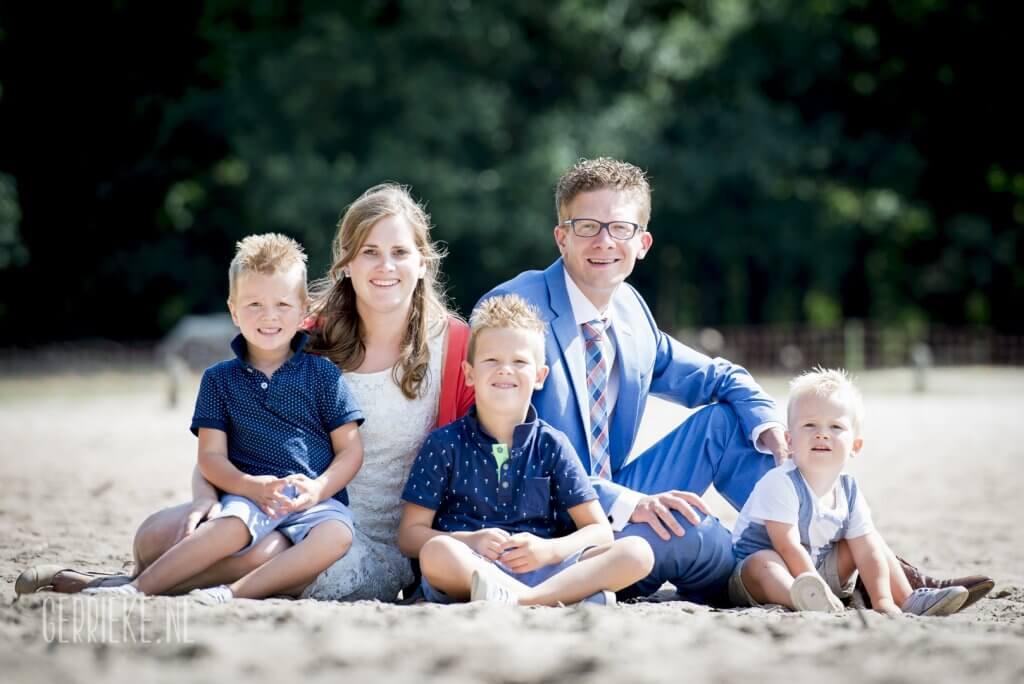 Familiefotografie Veenendaal